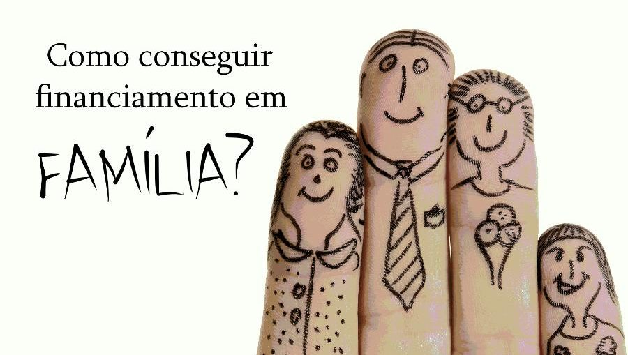 Financiamentos com familiares
