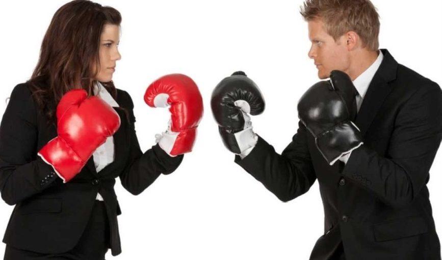 Resolver conflitos