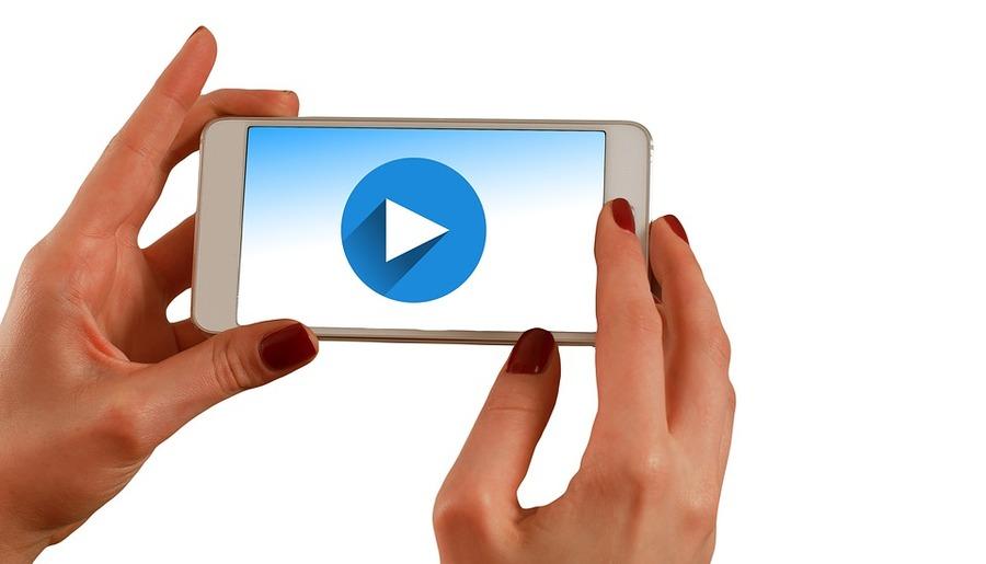 Anúncio de vídeo